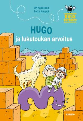 Hugo ja lukutoukan arvoitus