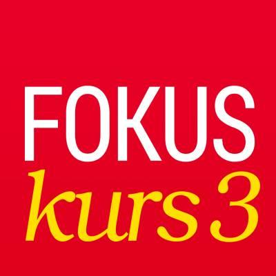 Fokus 3 digikirja 48 kk ONL
