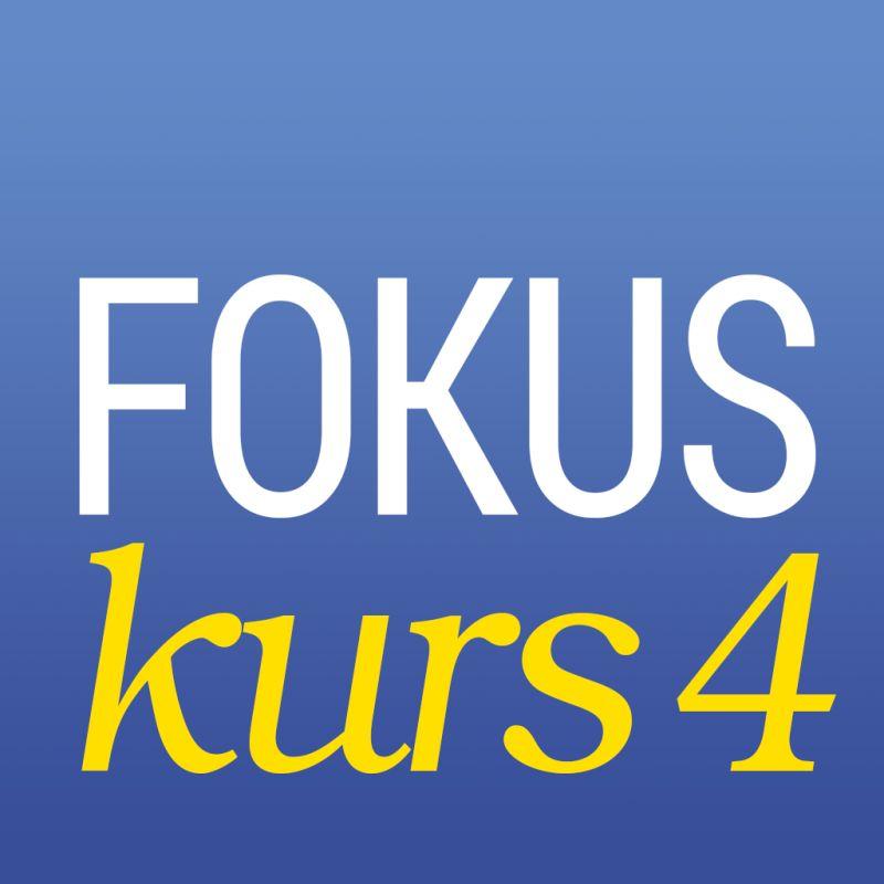 Fokus 4 Digikirja