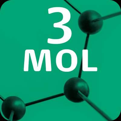 Mol 3 digibok 6 mån ONL