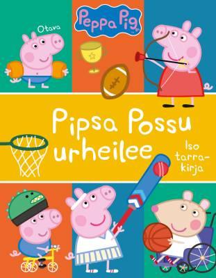 Pipsa Possu urheilee