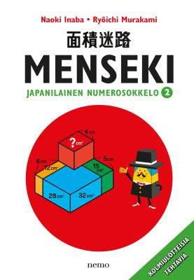 Menseki - japanilainen numerosokkelo 2