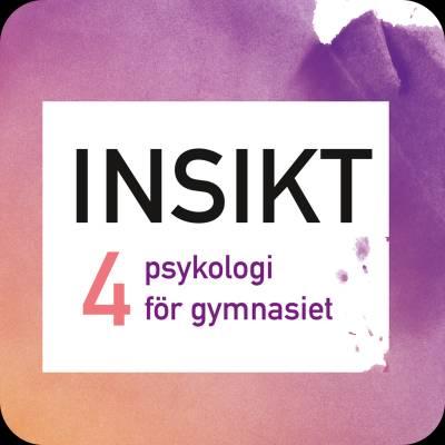 Insikt 4 psykologi för gymnasiet digibok 48 mån ONL