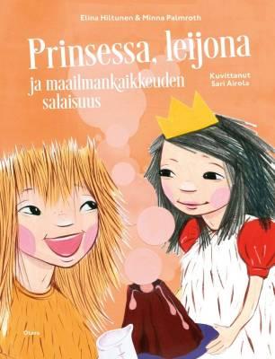 Prinsessa, leijona ja maailmankaikkeuden salaisuus