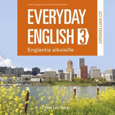 Everyday English 3 opiskelijan CD