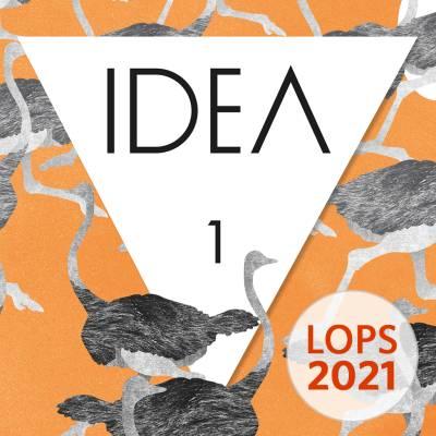 Idea 1 (LOPS21) digikirja 48 kk ONL