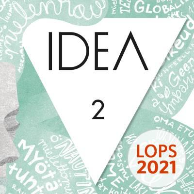 Idea 2 (LOPS21) digikirja 12 kk ONL