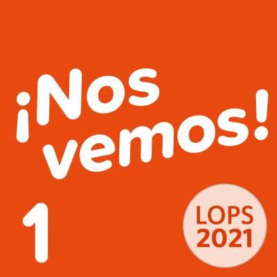 Nos vemos! 1 (LOPS21) digikirja 48 kk ONL