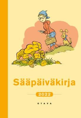 Sääpäiväkirja 2022