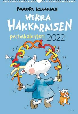 Herra Hakkaraisen perhekalenteri 2022