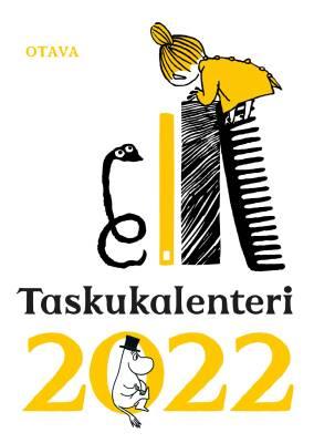 Muumit Taskukalenteri 2022