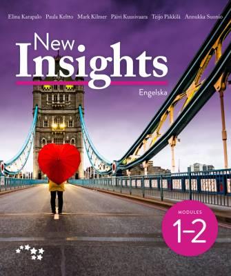 New Insights Engelska 1-2 (GLP21)