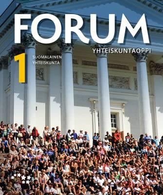Forum Yhteiskuntaoppi 1 (LOPS21)