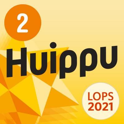 Huippu 2 (LOPS21) digikirja 48 kk ONL