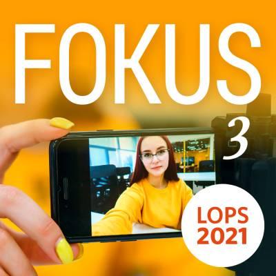 Fokus 3 (LOPS21) digikirja 48 kk ONL
