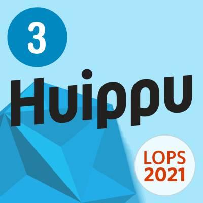 Huippu 3 (LOPS21) digikirja 48 kk ONL