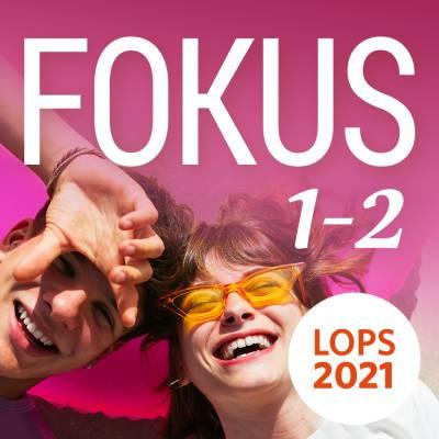 Fokus 1-2 (LOPS21) digikirja 12 kk ONL
