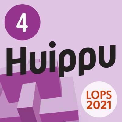 Huippu 4 (LOPS21) digikirja 48 kk ONL