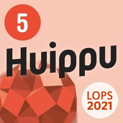 Huippu 5 (LOPS21) digikirja 48 kk ONL