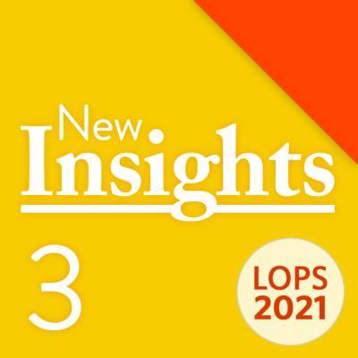 New Insights 3 (LOPS21) äänite mp3 VJ