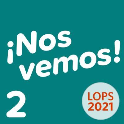 Nos vemos! 2 (LOPS21) digikirja 12 kk ONL