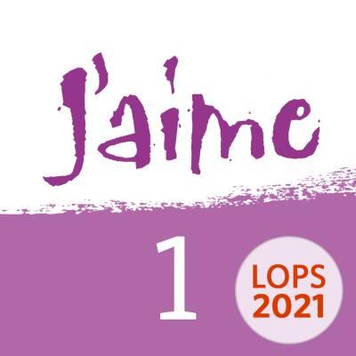 J'aime 1 (LOPS21) digikirja 12 kk ONL