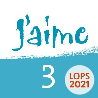 J'aime 3 (LOPS21) digikirja 12 kk ONL