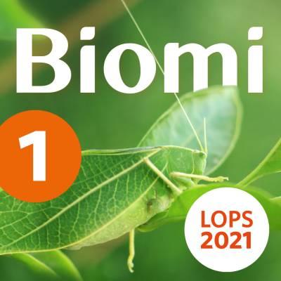 Biomi 1 (LOPS21) digikirja 12 kk ONL