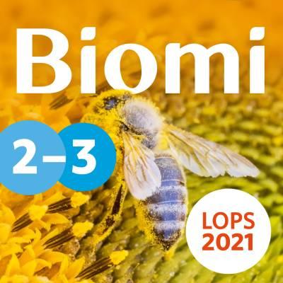 Biomi 2-3 (LOPS21) digikirja 12 kk ONL