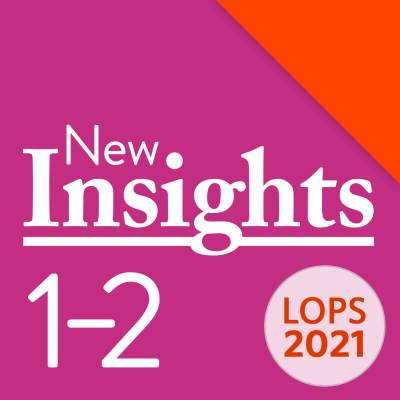 New Insights 1-2 (LOPS21) äänite mp3 VJ