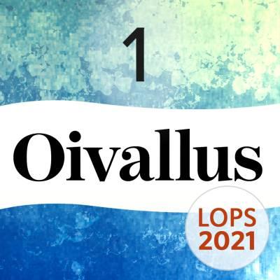 Oivallus 1 (LOPS21) digikirja 12 kk ONL