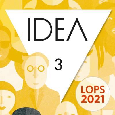 Idea 3 (LOPS21) digikirja 12 kk ONL