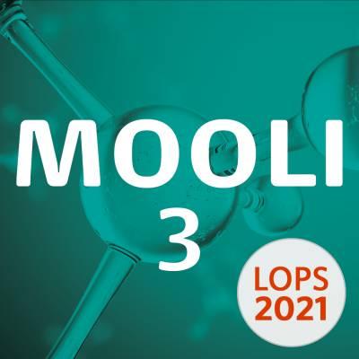 Mooli 3 (LOPS21) digikirja 12 kk ONL