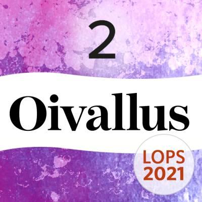 Oivallus 2 (LOPS21) digikirja 12 kk ONL