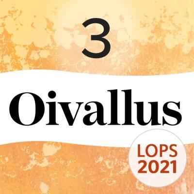 Oivallus 3 (LOPS21) digikirja 12 kk ONL