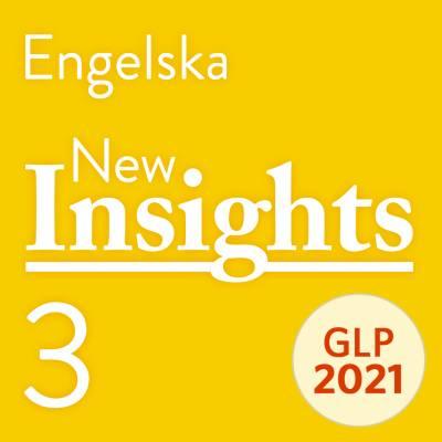 New Insights Engelska 3 (GLP21) digibok 12 mån ONL