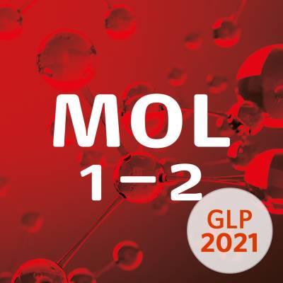 Mol 1-2 (GLP21) digibok 12 mån ONL