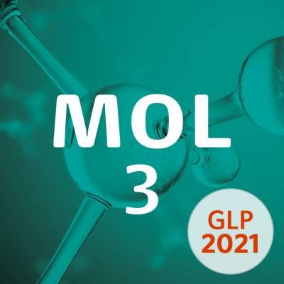 Mol 3 (GLP21) digibok 12 mån ONL