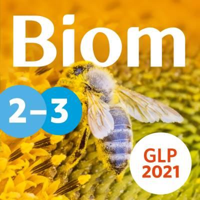 Biom 2-3 (GLP21) digibok 12 mån ONL
