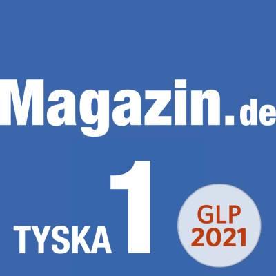 Magazin.de Tyska 1 (GLP21) digibok 12 mån ONL