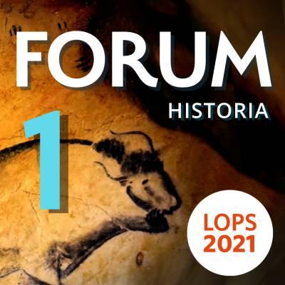 Forum Historia 1 (LOPS21) digikirja 12 kk ONL