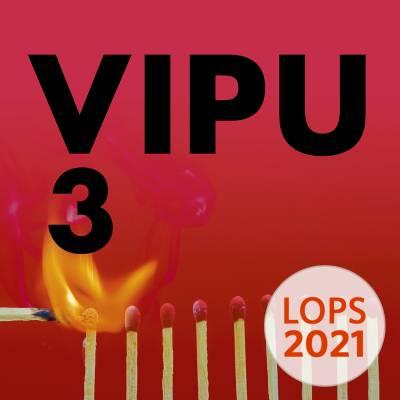 Vipu 3 (LOPS21) digikirja 12 kk ONL