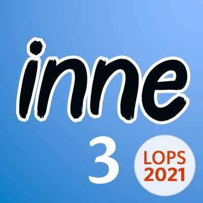 Inne 3 (LOPS21) digikirja 48 kk ONL