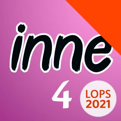 Inne 4 (LOPS21) äänite mp3 VJ