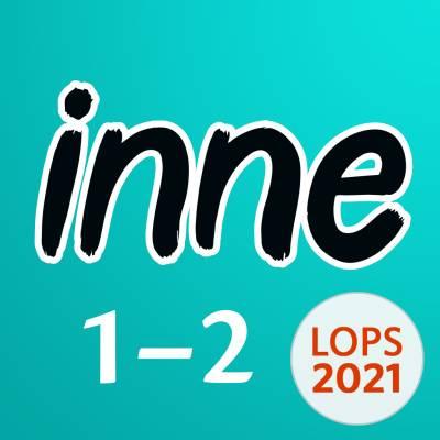 Inne 1-2 (LOPS21) digikirja 12 kk ONL