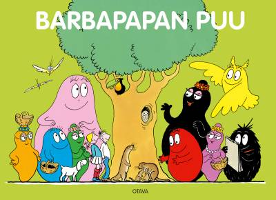 Barbapapan puu/Barbapapan saari