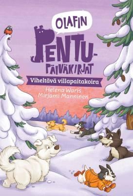 Olafin pentupäiväkirjat - Viheltävä villapaitakoira
