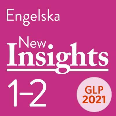 New Insights Engelska 1-2 (GLP21) digibok 12 mån ONL