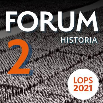 Forum Historia 2 (LOPS21) digikirja 12 kk ONL