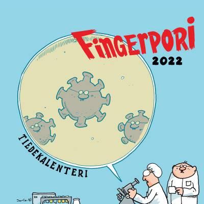 Fingerpori 2022